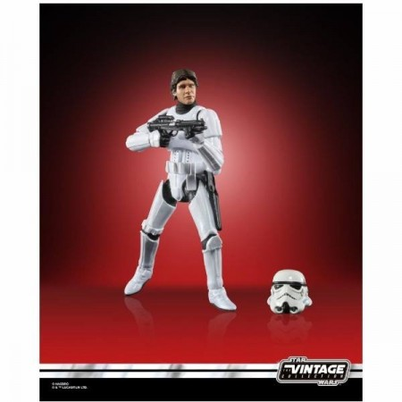 Star Wars The Vintage Collection Han Solo Stormtrooper Disguise