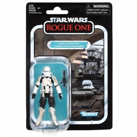 Star Wars Vintage Collection Wave 2 Hovertank Pilot