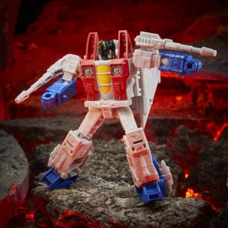 transformers kingdom starscream