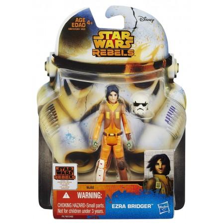 Star Wars Saga Rebels Ezra Bridger 3.75 Inch Figure