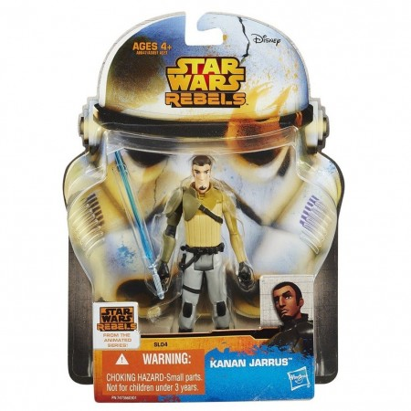 Star Wars Saga Rebels Kanan Jarrus 3.75 Inch Figure