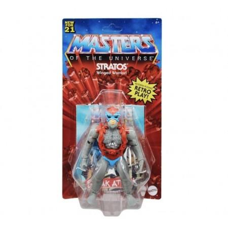 Masters of the Universe Origins Stratos ( EU Card )