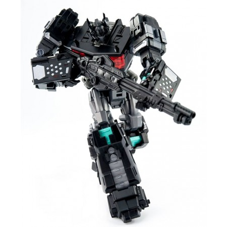 Maketoys Cross Dimension MTCD-01SP Striker Noir