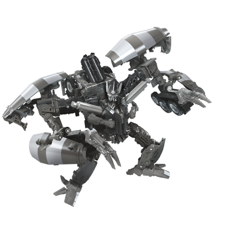 Transformers Studio Series Voyager Mixmaster