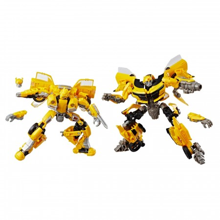 Transformers Studio Series Now & Then Bumblebee