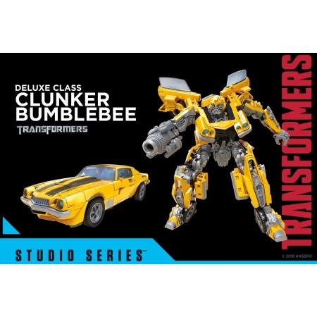 Transformers Studio Series Deluxe Clunker Bumblebee