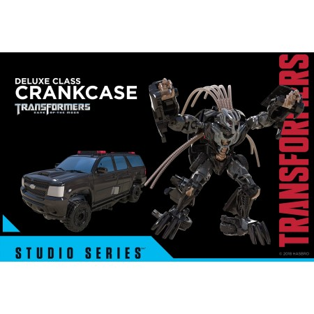 Transformers Studio Series Deluxe Crankcase