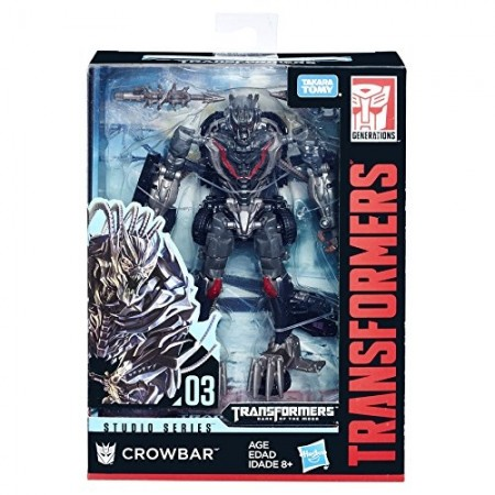 Transformers Studio Series Deluxe Crowbar