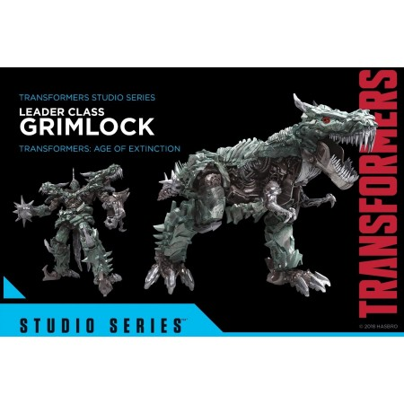 Transformers Studio Series Leader Grimlock