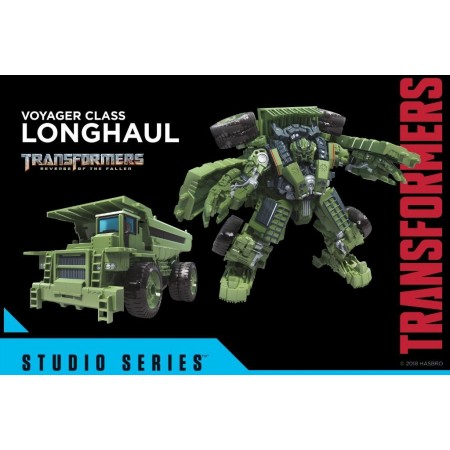 Transformers Studio series 42 Voyager de larga distancia