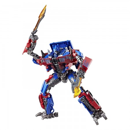 Transformers Studio Series Voyager Optimus Prime Battle Blades SS05