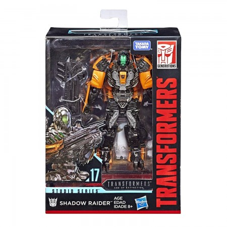 Transformers Studio Series Deluxe Shadow Raider