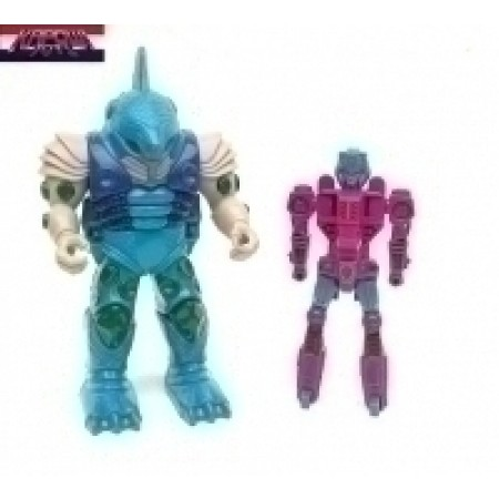 Pretender Submarauder Transformers G1 Figure