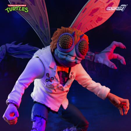 Super 7 TMNT Baxter Stockman Teenage Mutant Ninja Turtles Action Figure