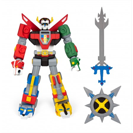 Super7 Voltron Defender Of The Universe Deluxe Action Figure