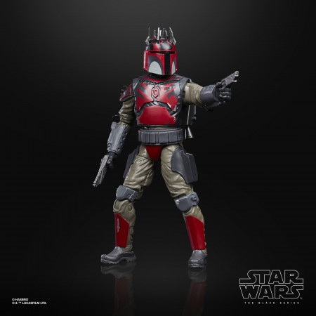 star wars black seris mandalorian super commando