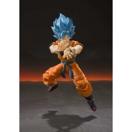 Dragon Ball S.H. Figuarts Super Saiyan Goku