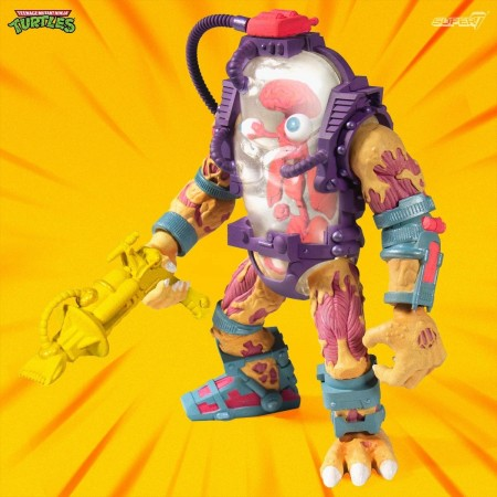 Super7 TMNT Mutagen Man Teenage Mutant Ninja Turtles Action Figure
