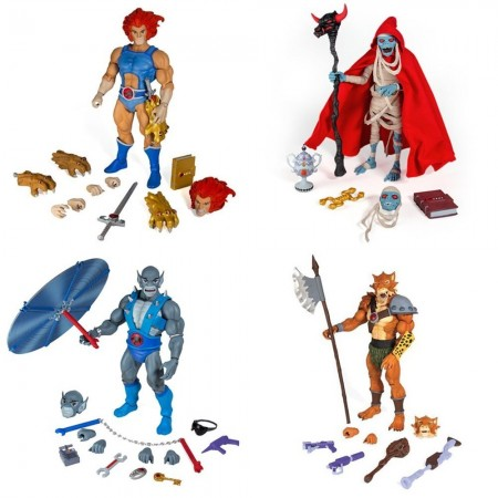 Super7 Thundercats Ultimates Wave 1