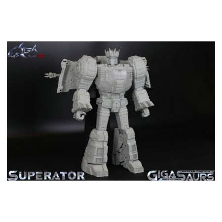 GigaPower Gigasaur HQ-01 Superator Metallic