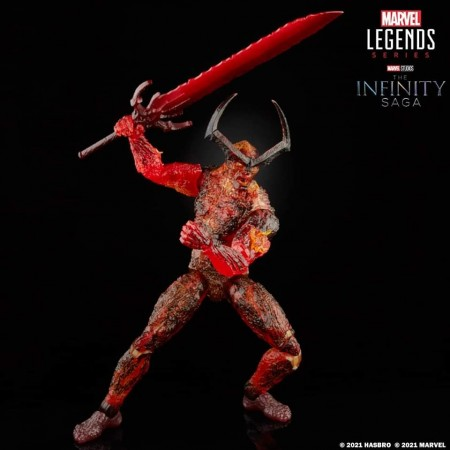 Marvel Legends Infinity Sage Surtur Thor Ragnarok Deluxe Action Figure