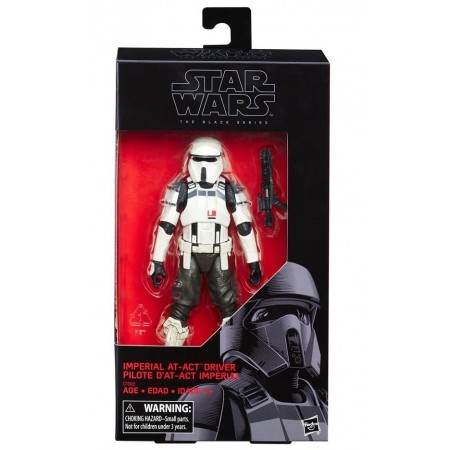 Star Wars Black Series Imperial AT-ACT Driver