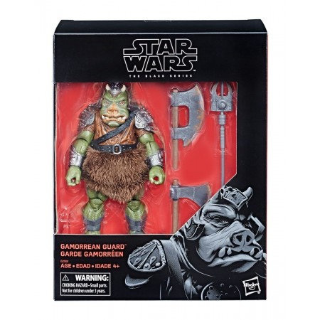 Star Wars Black Series Gamorrean Guard Exclusive
