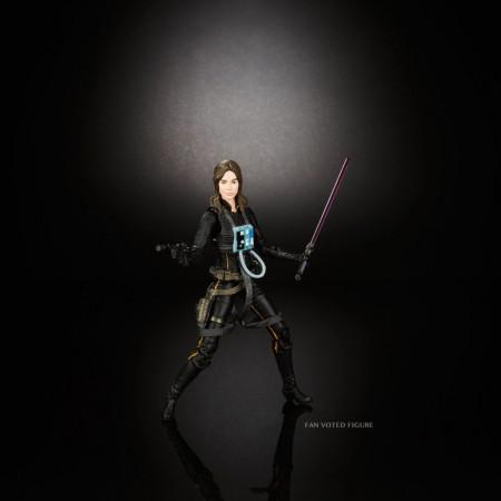 Star Wars Black Series Jaina Solo Fan Vote Exclusive BOXES NOT MINT.