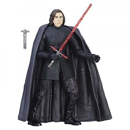 Star Wars Black Series Kylo Ren ( The Last Jedi )