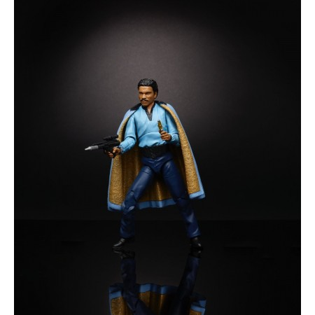 Star Wars Black Series Lando Calrissian 6 Inch Action Figure