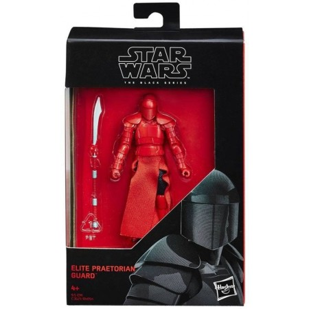 Star Wars Black Series 3.75 Inch Praetorian Guard