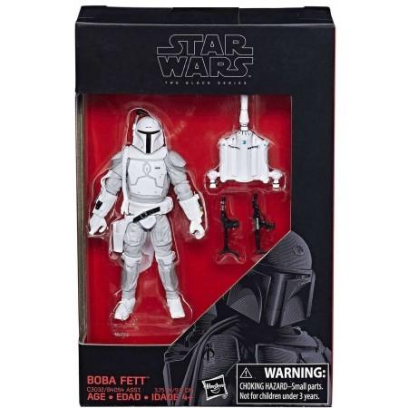 Star Wars The Black Series 3.75 Prototype Boba Fett