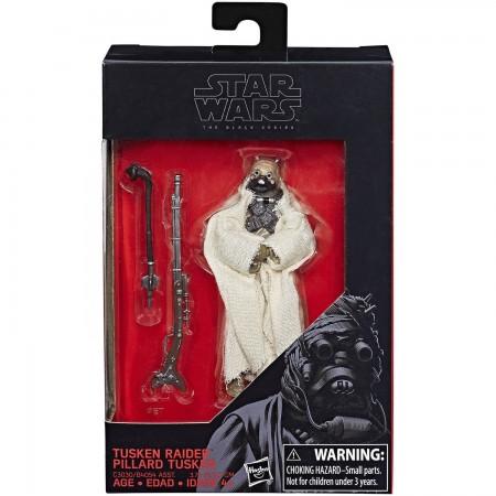 Star Wars The Black Series 3.75 Tusken Raider NOT MINT