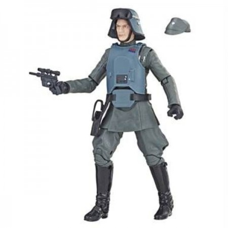 Star Wars serie General Veers exclusivo negro