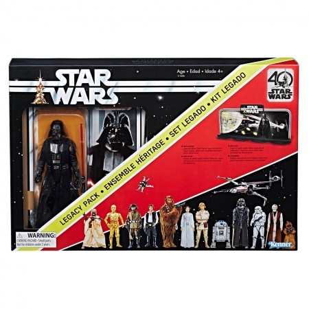 Star Wars Black Series 40th Anniversay Darth Vader Legacy