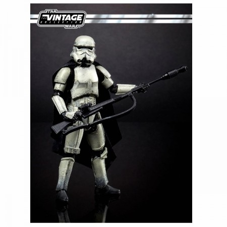 Star Wars Vintage Collection Mimban Trooper 3.75 Inch Action Figure