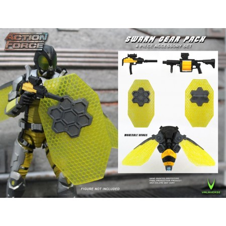 Action Force Swarm Gear