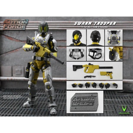 Action Force Swarm Trooper Action Figure