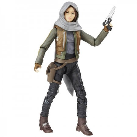 Star Wars Black Series Rogue One Jyn Erso