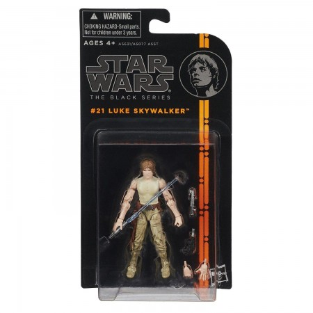 star wars black series luke skywalker dagobah