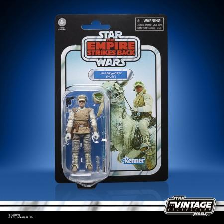 Star Wars The Vintage Collection Luke Skywalker ( Hoth )