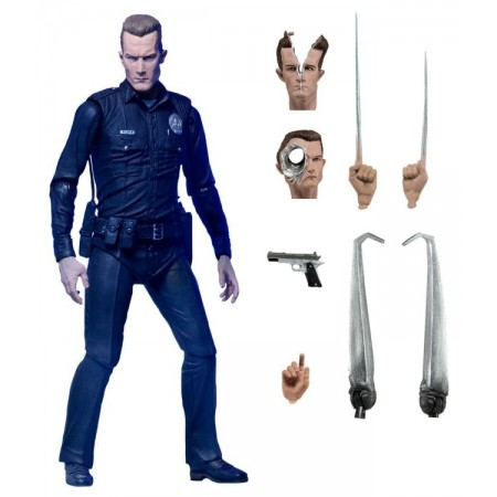 NECA Terminator 2 Ultimate T-1000 Action Figure