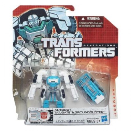 Transformers Generations Legends Tailgate