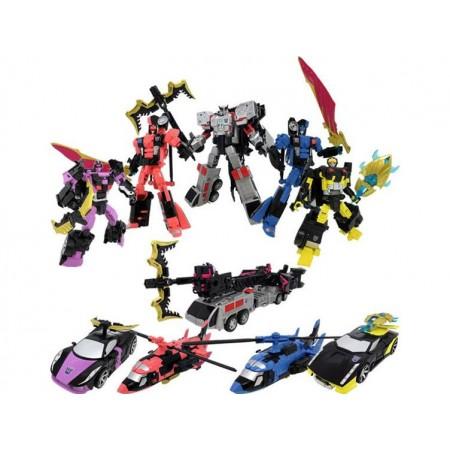Transformadores unen guerreros UW-EX Megatronia