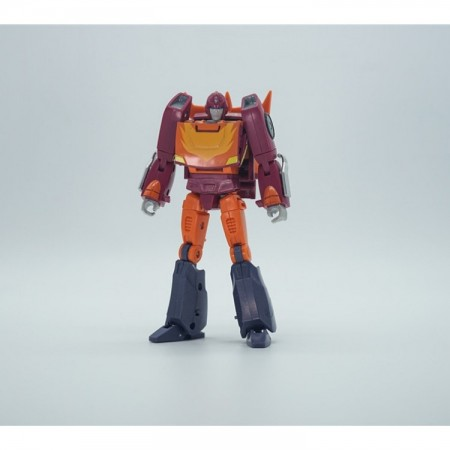 Papa Toys PP-04 Flame Warrior
