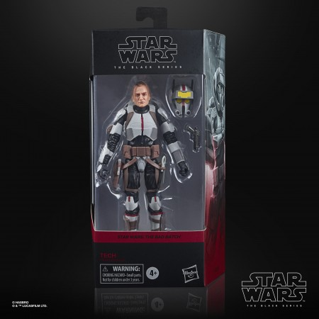 Star Wars The Black Series Tech Action Figure