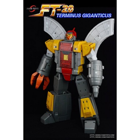 Fans Toys FT-20A Terminus Giganticus Pack A + B