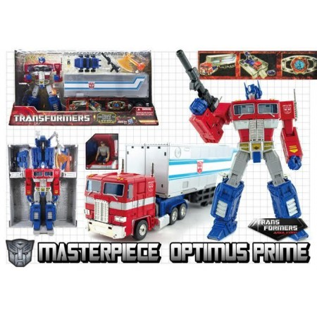 transformers mp10 masterpiece optimus prime