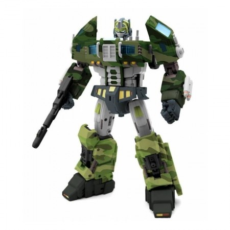 TFC Toys STC-01A Supreme Techtial Commander ( Jungle Version )