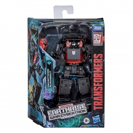 Transformers Earthrise Deluxe Runabout